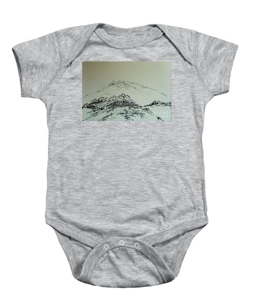 Rfb0211-2 Baby Onesie