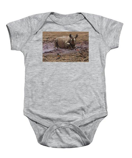 Rhino Baby Onesie