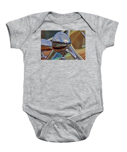 Riva Chrome Baby Onesie