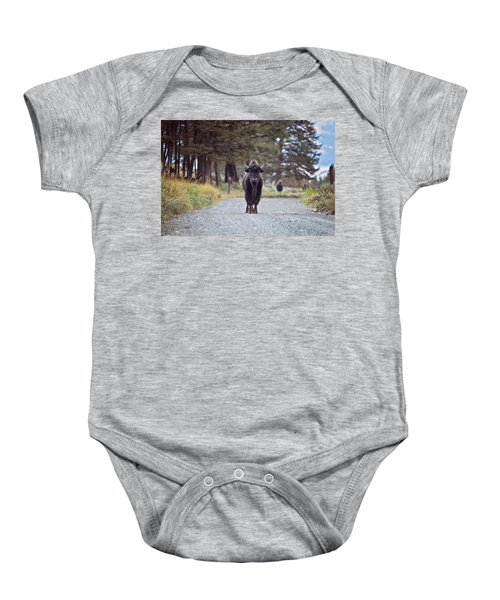 Roadblock Baby Onesie