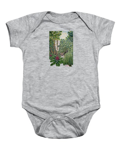 Rocke's Garden Clothing Baby Onesie