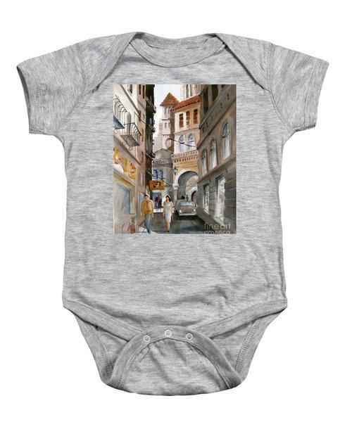 Roma 01 Baby Onesie