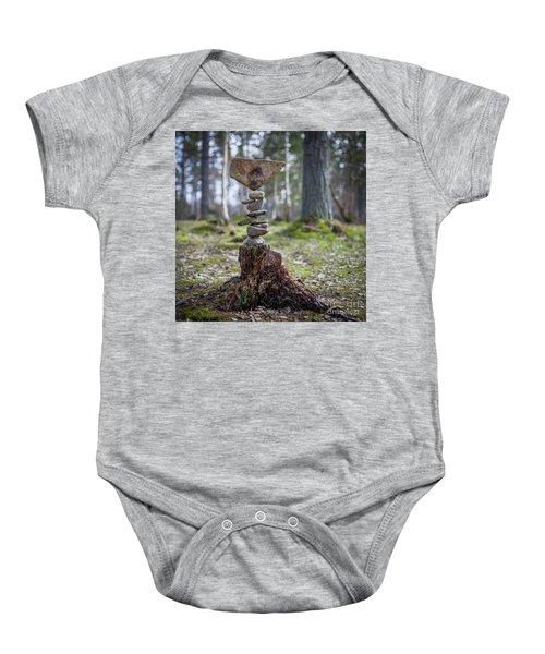 Roots Baby Onesie