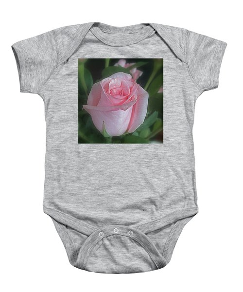 Rose Dreams Baby Onesie