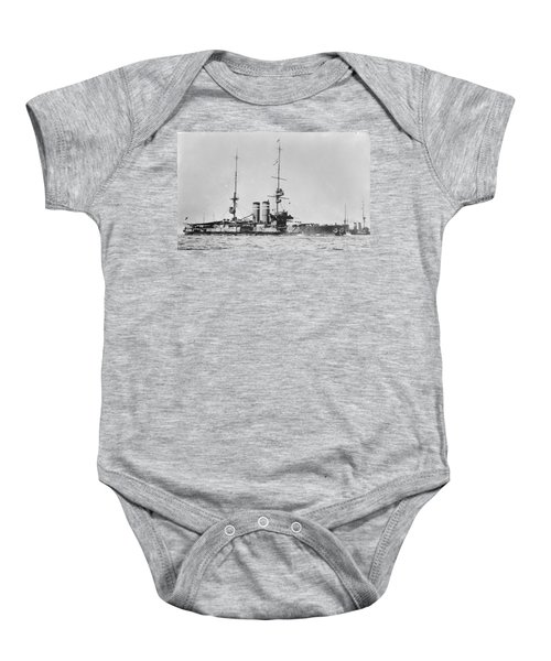 Royal Navy Baby Onesie