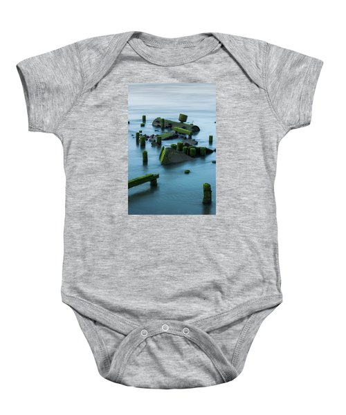 Ruins Of The Day Baby Onesie