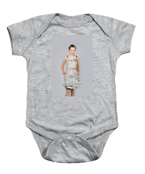 Nicoya In Dress Secondary Fashion 2 Baby Onesie