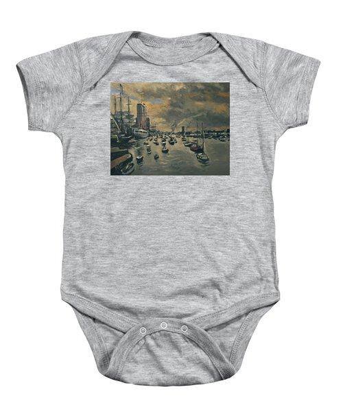Sail Amsterdam 2015 Baby Onesie