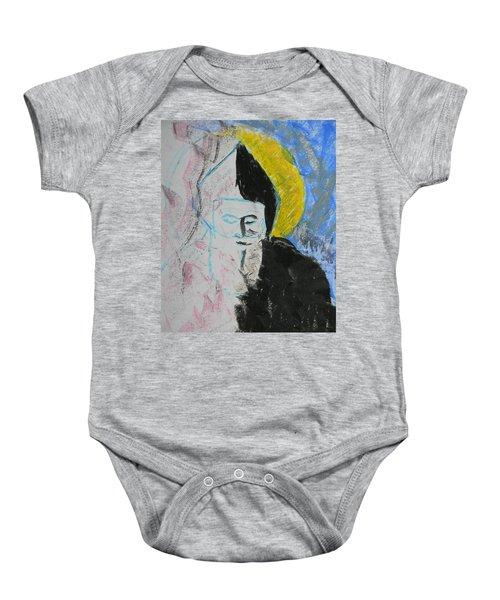 Saint Charbel Baby Onesie