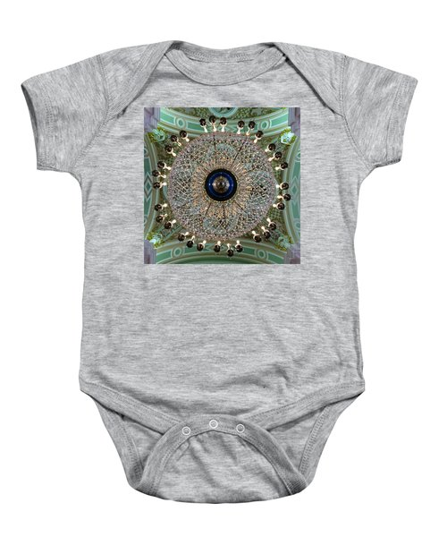 Saints Peter And Paul Fortress Baby Onesie