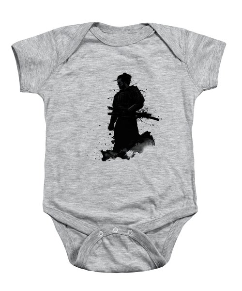 Samurai Baby Onesie