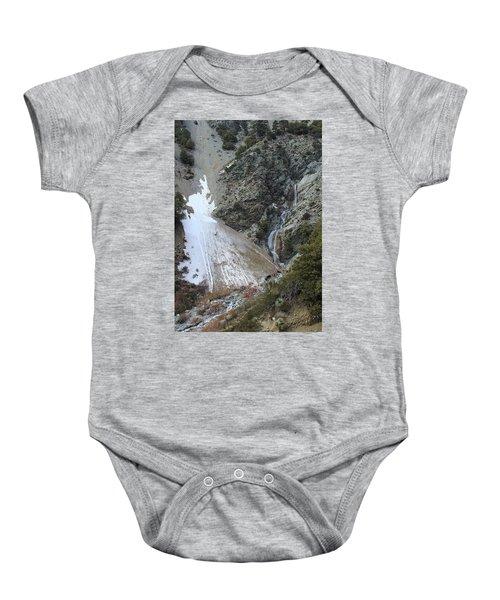San Antonio Waterfalls Baby Onesie