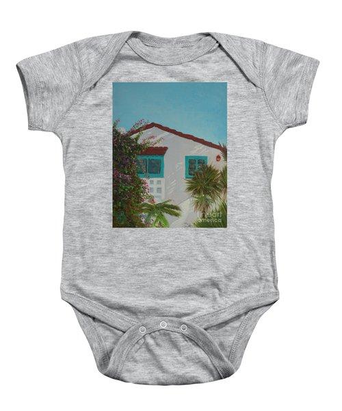 San Clemente Art Supply Baby Onesie