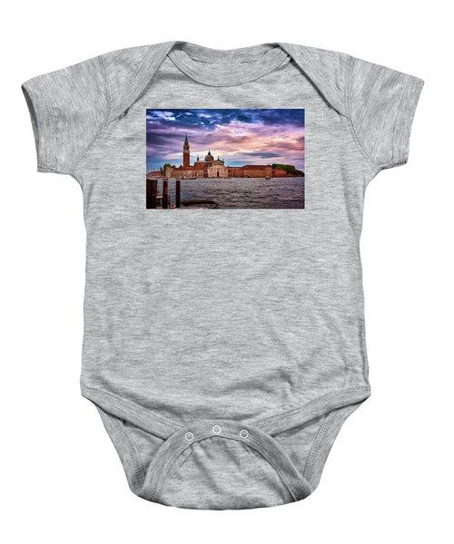 San Giorgio Di Maggiore Church Baby Onesie