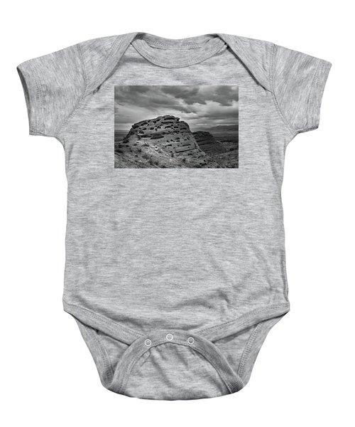 Sandstone Butte Baby Onesie