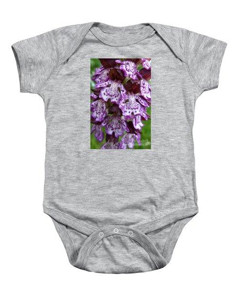 Savage Orchid 2 Baby Onesie