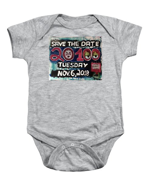 Save The Day Baby Onesie