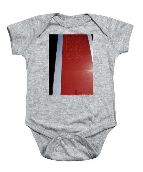 Scapes Of Our Lives #23 Baby Onesie