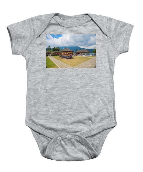 Scapes Of Our Lives #30 Baby Onesie