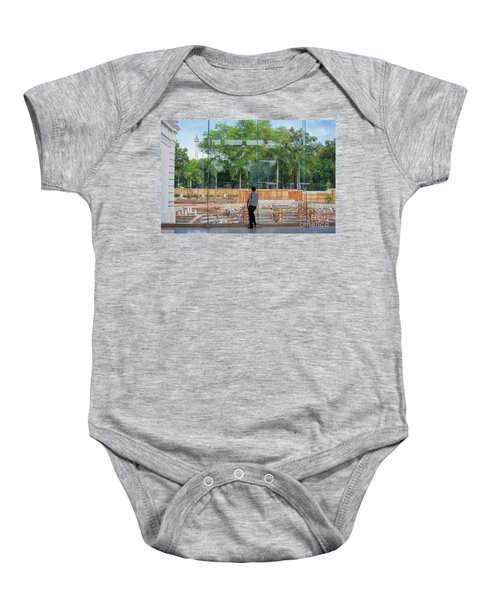 Scapes Of Our Lives #7 Baby Onesie