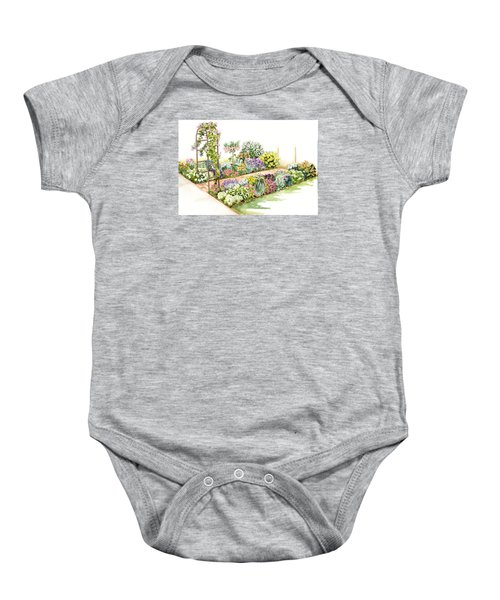 Scented Segue Baby Onesie