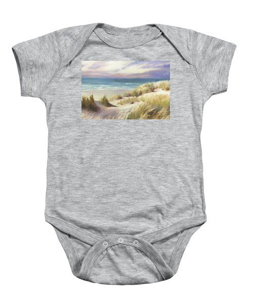 Sea Breeze Baby Onesie