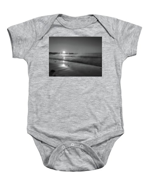 Sea Smoke Baby Onesie
