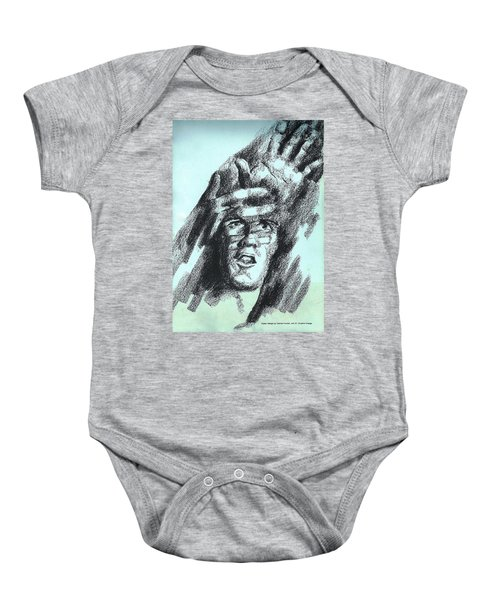 Search For Self Baby Onesie