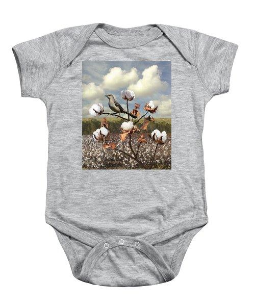 Secret Of The Mockingbird Baby Onesie