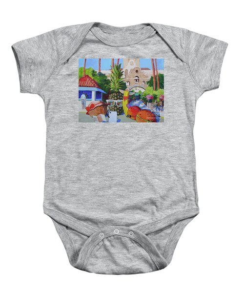 See The Local Sites Baby Onesie