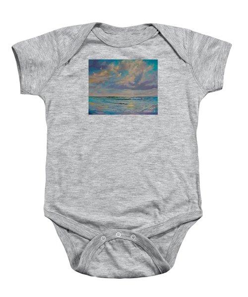 Serene Sea Baby Onesie