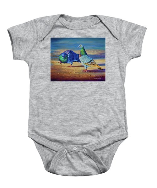 Shall We Dance? Baby Onesie