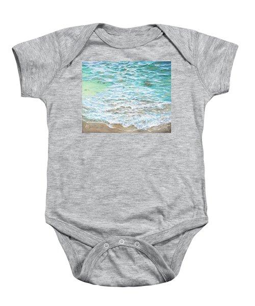 Shallow Water Baby Onesie