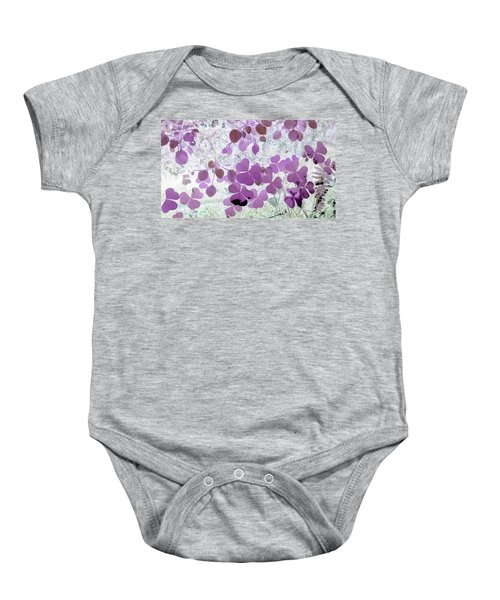 shamrocks #2A Baby Onesie