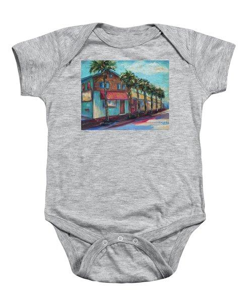 Shorelines And Pete's Baby Onesie