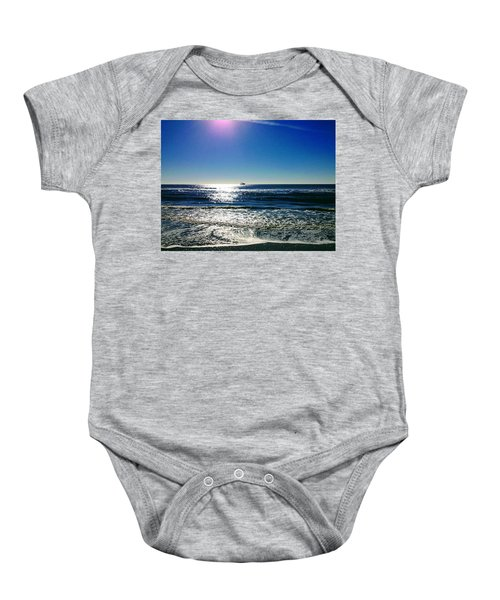 Shrimp Season Baby Onesie