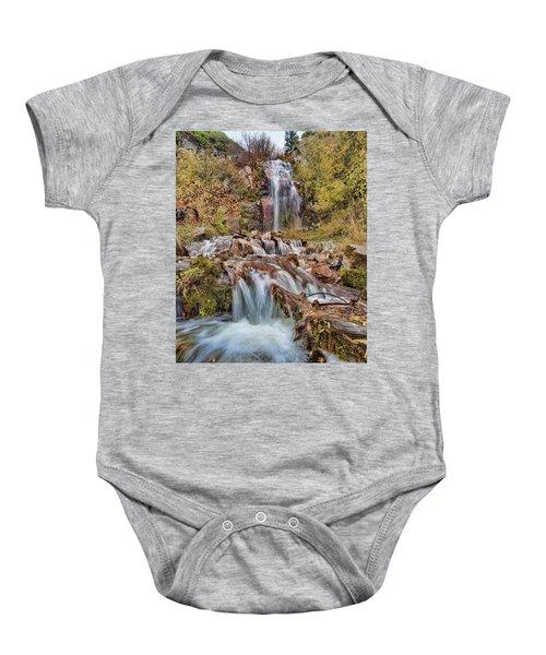 Sierra Waterfall Baby Onesie