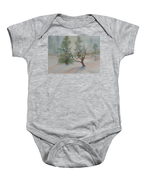 Silence Baby Onesie