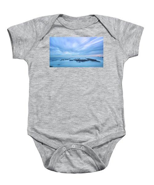 Silk Water 2 Baby Onesie
