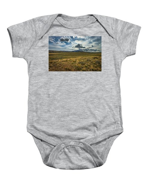 Silver Lining Baby Onesie