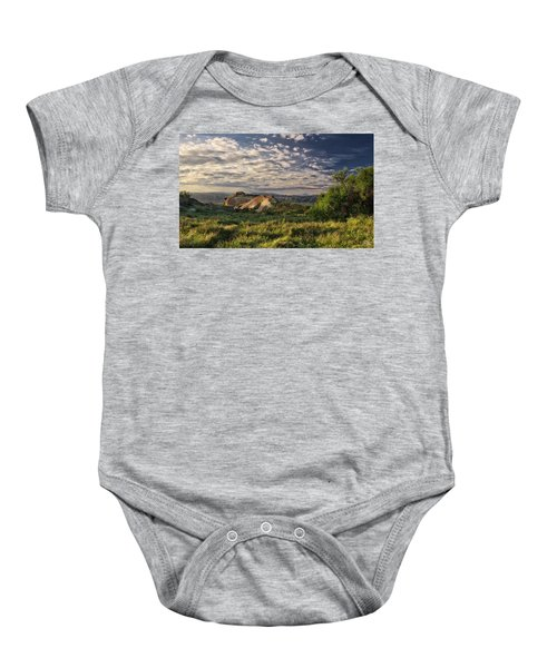 Simi Valley Overlook Baby Onesie