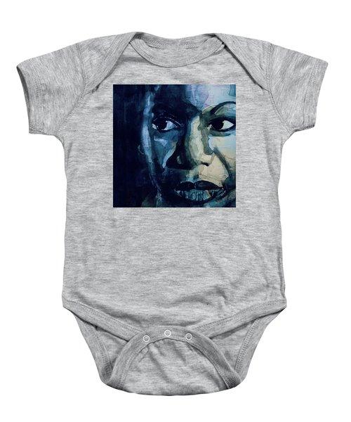 Sinnerman - Nina Simone Baby Onesie