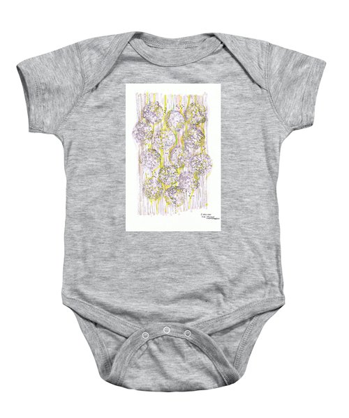 Size Exclusion Chromatography Baby Onesie
