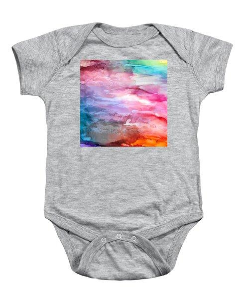 Skies Emotion Baby Onesie
