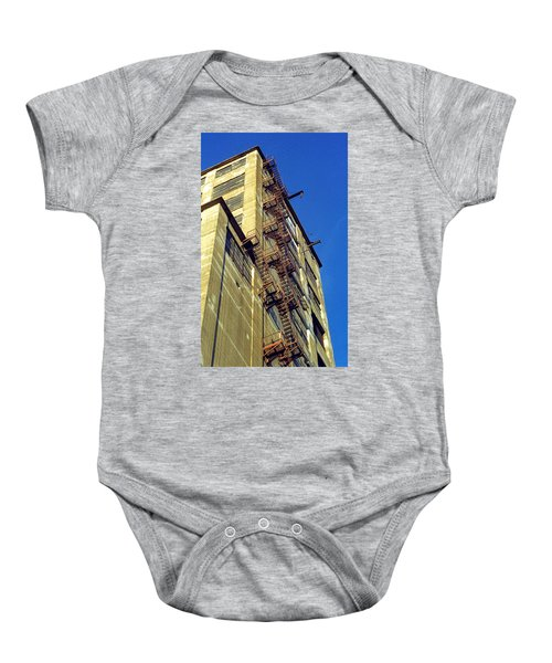Sky High Warehouse Baby Onesie