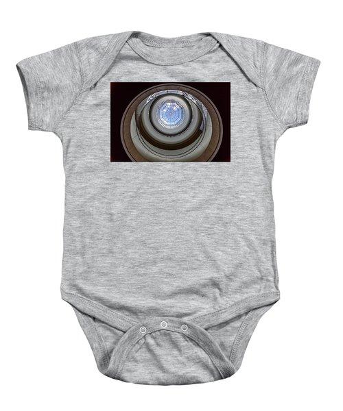 Sky Portal Baby Onesie