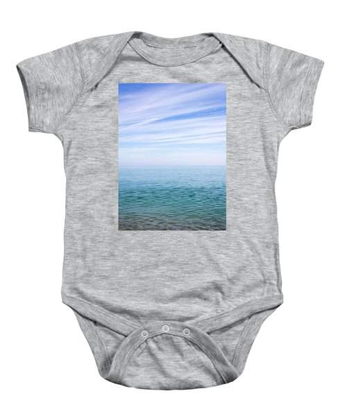 Sky To Shore Baby Onesie