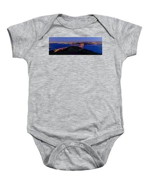 Slacker Hill View Baby Onesie