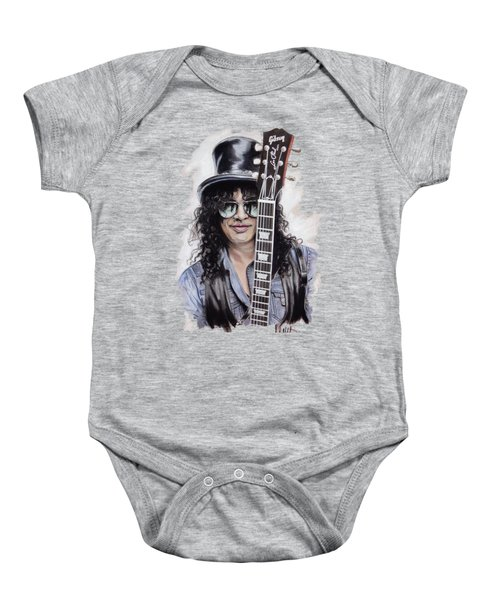 Slash 1 Baby Onesie