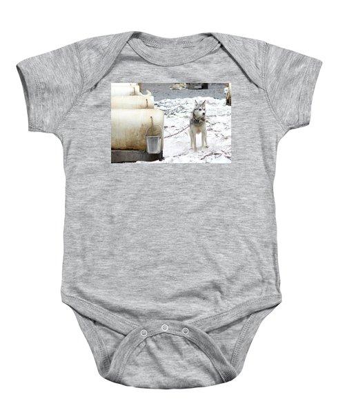 Grant Baby Onesie